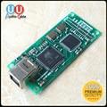 HIFI Combo384 USB I2S Interfaz Digital consulte iis Amanero usb Apoyo DSD512, 32Bit/384 K