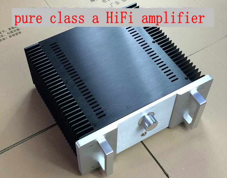 I 015 24W pure class A audio amplifier full tube 1969 improved version of the home stereo amp hifi amp 360*316*316 mm