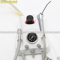 Dental Portable Turbine Unit Work With Air Compressor 2 hole or 4 hole