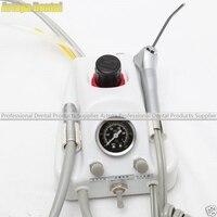 Dental Portable Turbine Unit Work With Air Compressor 2 hole or 4 hole
