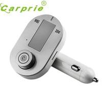 New Wireless Bluetooth Car Kit LCD FM Transmitter Modulator USB SD MP3 Player NOV28