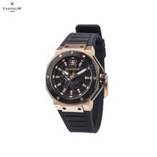 Наручные часы Earnshaw ES-0015-01 мужские механические с автоподзаводом на пластиковом ремешке