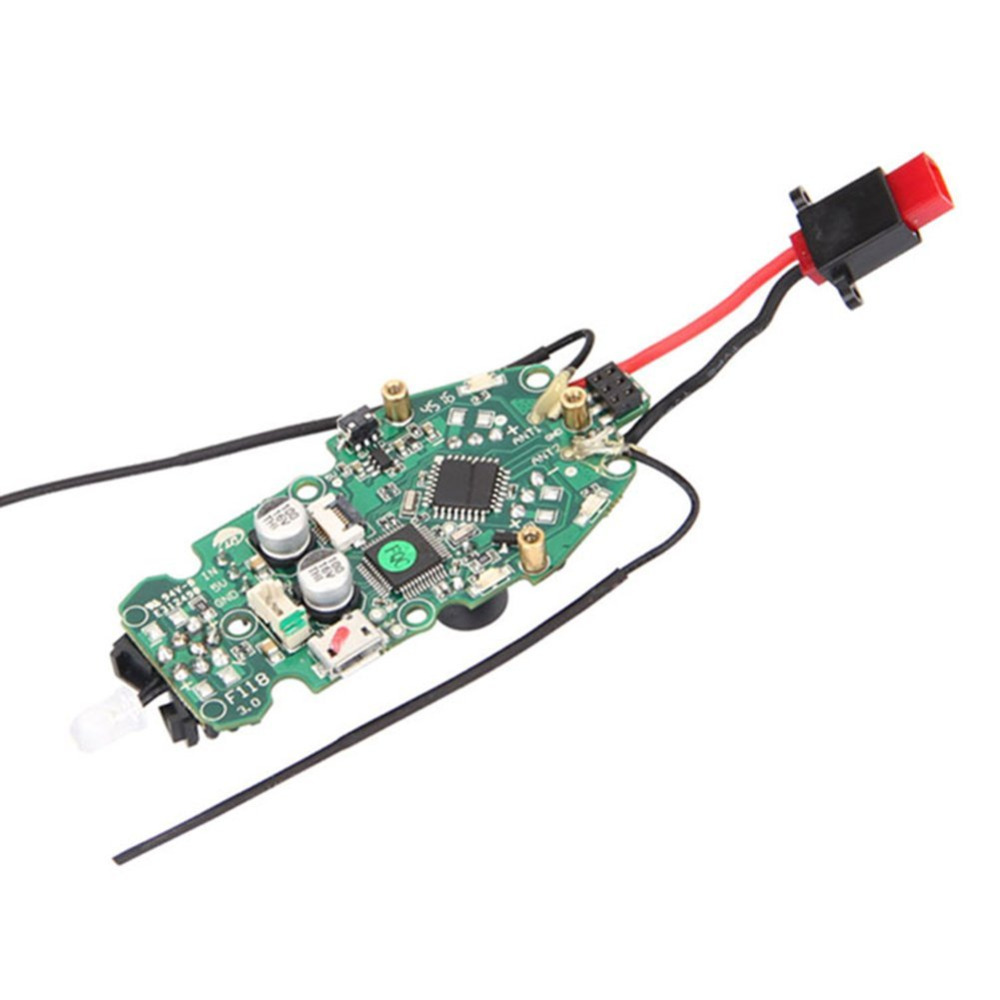 F20349 Walkera Rodeo 110 Power Board ( Main Controller & Receiver Included)110-Z-15 for Walkera Rodeo 110 Racing Drone extra right main board for walkera furious 320 320g multicopter