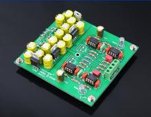 ZEROZONE Assembeld MMCF10 Hifi LP Phonograph MM Amplifier / RIAA Phono Preamplifier Board