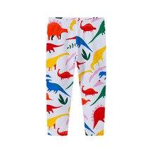 New Kids Legging Girls Leggings animal Printing Trousers Infantil for 1-6 Baby Girl Pencil Pants Toddler Ankle-length
