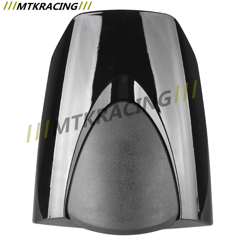 for Honda CBR 600RR 2007 2008 2009 2010 2011 2012  Rear Solo Seat Cover Cowl Passenger Pillion car rear trunk security shield shade cargo cover for nissan qashqai 2008 2009 2010 2011 2012 2013 black beige