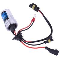 2pcs 35W 6000K HID Xenon H7 Replacement Bulb Lamps Light Conversion Kit Car Head Lamp Light