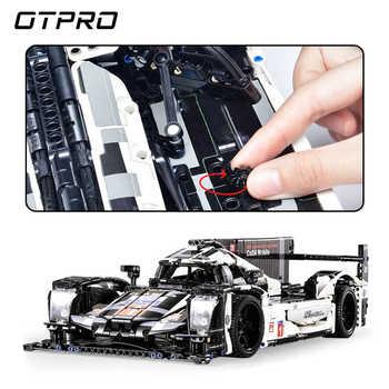 1586pcs Super Sport Car Speed Champions City MOC Creator Building Block Bricks DIY Toys For Children CADA Mobile legoing Technic