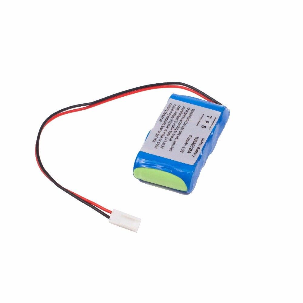 Высококачественная батарея для TPS M29AE125A | Замена для TPS стандартного аккумулятора Jaundice Meter (белые клеммы)