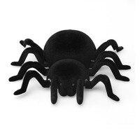 Nhện Leo tường Điều Khiển Từ Xa Đồ Chơi Hồng Ngoại RC Tarantula Quà Tặng Kid Toy Mô Phỏng Furry Điện Tử Spider Toy Cho Trẻ Em Trai