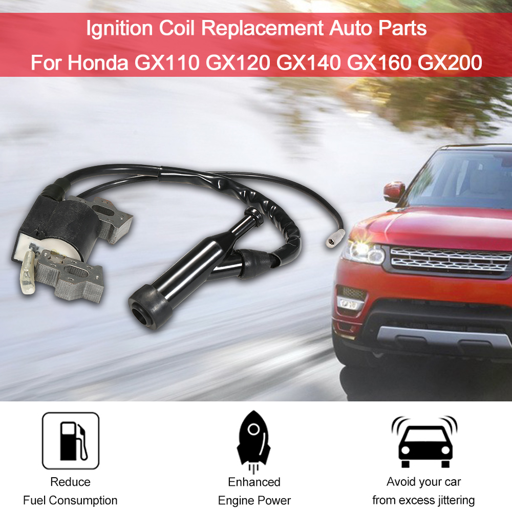 Ignition Coil Module For Honda GX110 GX120 GX140 GX160 GX200