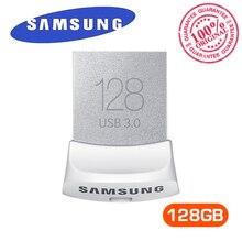 Samsung usb flash drive fit usb3.0 bâton 128 gb 130 mb/s flash disque Mini Stylo Lecteur Haute Vitesse U Disque Pour PC portable