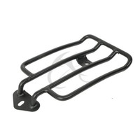 Black Solo Seat Luggage Rack Carrier For Harley XL Sportsters 883 1200 2004 2018 Motorcycle Accessories