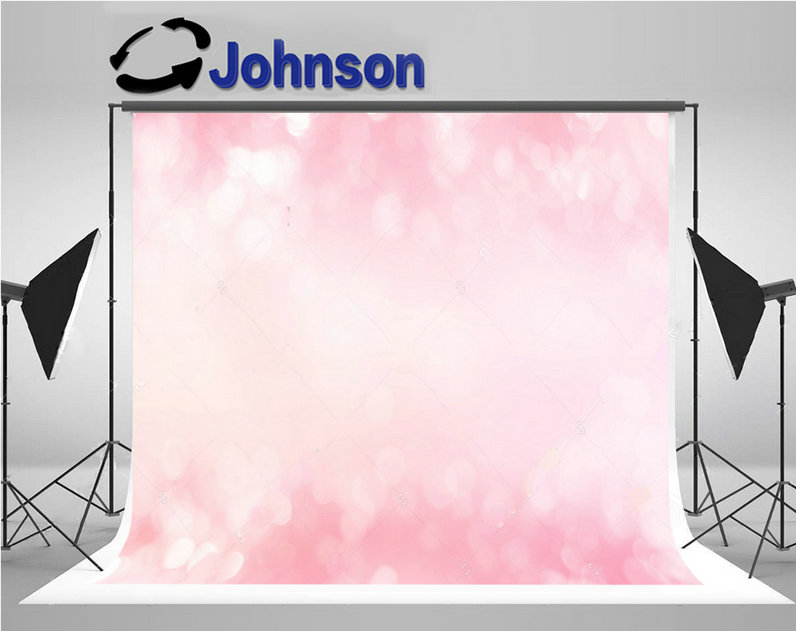 pink lights Blurred Pink Tone backdrops Vinyl cloth High quality Computer print party background