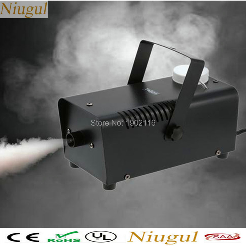 Mini 400W Wireless remote control fog machine pump dj disco smoke machine for home party wedding Christmas stage fogger machine купить