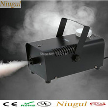 Mini 400W Wireless remote control fog machine pump dj disco smoke machine for home party wedding Christmas stage fogger machine