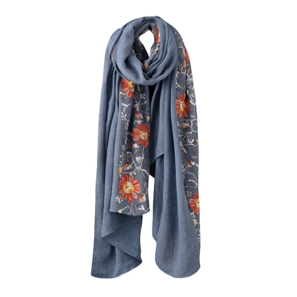 Fashion Women Long Print   Scarf     Wrap   Ladies Girls Large   Scarves