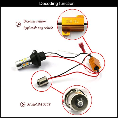 car switchback led for front dual function drl or parking light rh aliexpress com