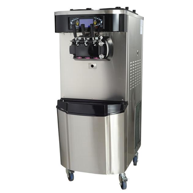 BW758CRTE vertical ice cream machine/icecream machine