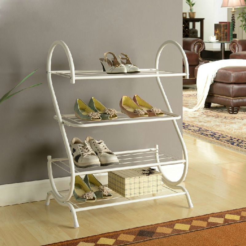Carbon Steel Shoe Rack Cabinet For Living Room Home Furniture Shelf To In Cabinets From On Aliexpress Alibaba Group