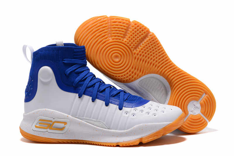5edcf04ca897 Under Armour Curry 4 Basketball Sneakers Steph Curry Sneakers Men UA High  Tops Fitness Sport Training