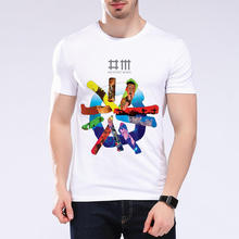 2017 Summer DEPECHE MODE Tshirt Short Sleeve Men Summer Casual Punk Tee Shirt Men Fashion Rock Band Funny Cool Tshirt Men L9k98