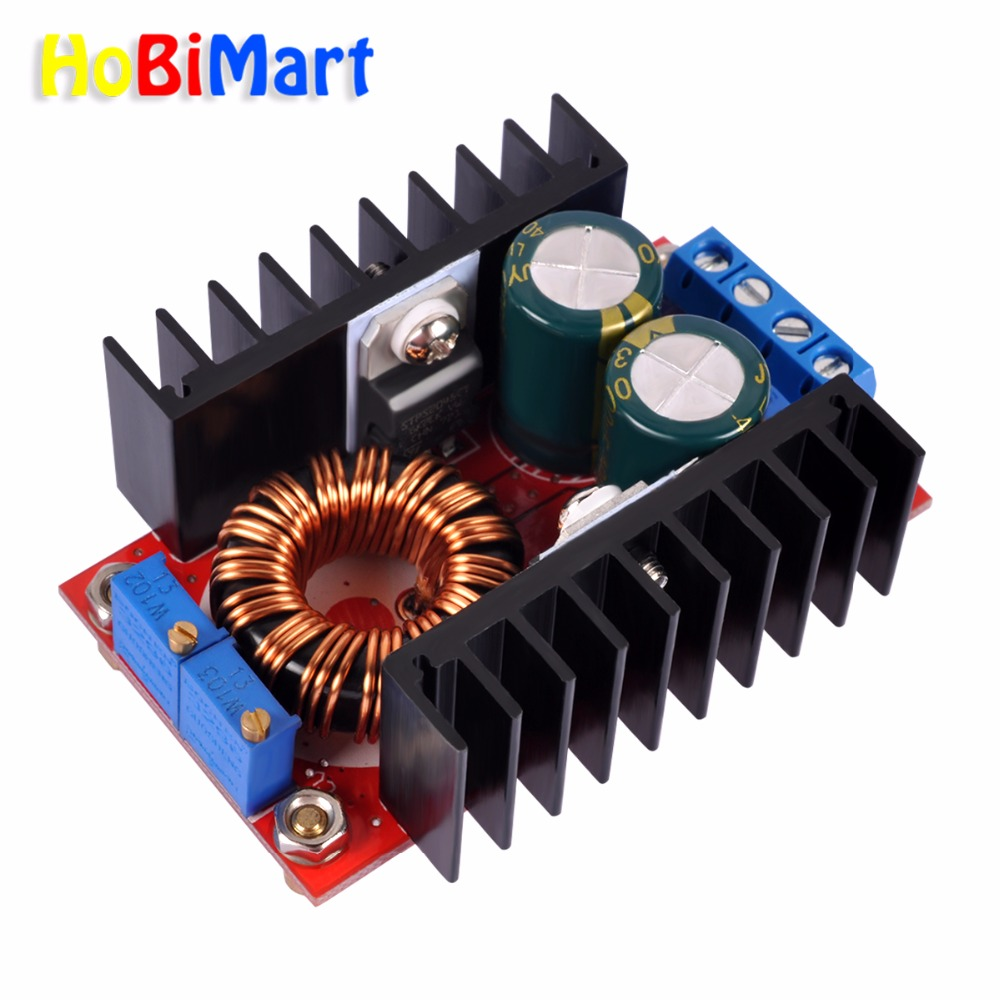 1150w Boost Converter Dc 10 32v To 12 35v Step Up Voltage 12v For Car Audio 150w Charger Module Adjustable Constant Current Charging Led Power