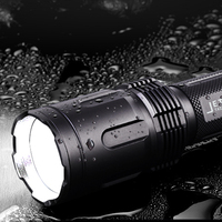 NITEYE TH20 Тактический тройной Переключатель фонарик IPX 8 2 м Водонепроницаемый свет факел ультра яркий 3450LM охота лампы