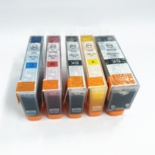 PGI-5 CLI-8 Ink Cartridge For Canon PGI5 CLI8 PGI 5 cli 8 PIXMA iP5200 iP4200 iP4300 iP4500 MP500 MP530 MP600 MP610 MP800