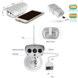 Image 5 - Vstarcam C16S Wifi Ip Camera Outdoor 1080P Security Camera Waterdichte Ir Nachtzicht Mobiele Video Surveillance Cctv Camera