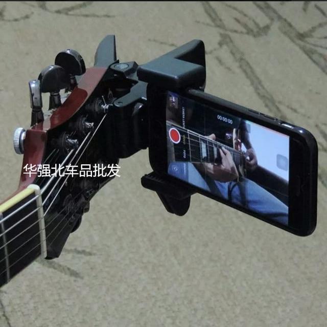 กีตาร์คลิปผู้ถือโทรศัพท์มือถือLive Broadcast Mobiileโทรศัพท์ขาตั้งขาตั้งกล้องคลิปคลิปและคลิปโทรศัพท์มือถือ