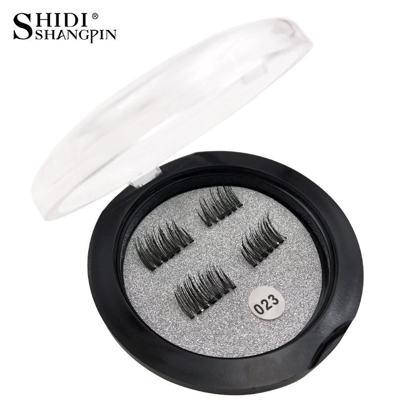 Tesoura de Maquiagem lashes extensão Feature : Soft, natural, reusable, thick, easy to Wear