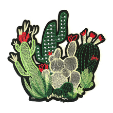 Custom embroidered Iron-On Patch decorative DIY can be customized with your logo factory direct