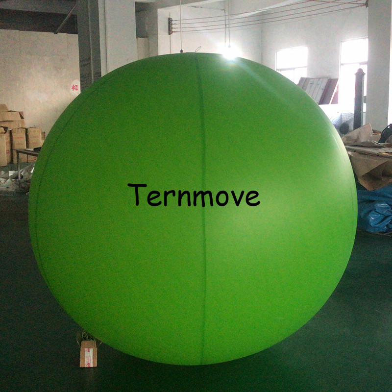 helium balloon Colorful Advertising pvc Party decorations big globe Balloons PVC helium balloon Event party supplies Classic toy ao007 inflatable cake balloon event advertising 3 5m pvc fly balloon