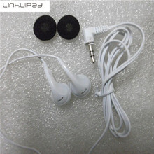 Disposable earphones/ headphones , low cost earbuds for library,hotel,hospital . Each individually packing. Min oder 3000pcs