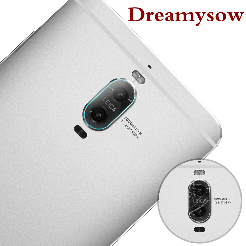 Full Cover Back Camera Lens For Huawei Honor V9 V10 6X 8 9 9H Tempered Glass Film For Huawei P10 Plus P9 Plus Nova 2i