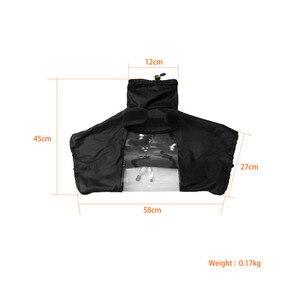 Image 4 - Fosoto Photo professionnel appareil Photo reflex numérique housse étanche à la pluie sac souple pour Canon Nikon Pendax Sony DSLR appareils Photo