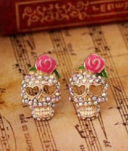 Halloween Stud Earrings 3