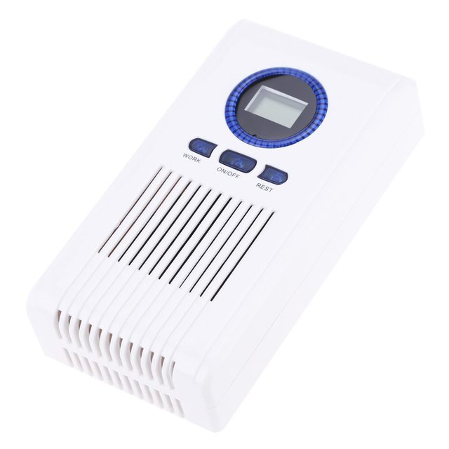 Good Ozone Generator Air Purifier Toilet Disinfectant Machine Air Cleaner For  Pet House Bathroom Shoe Racks Disinfection Machine