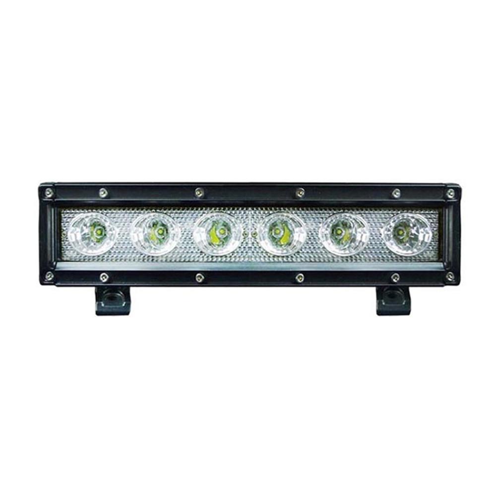 Promotion 11 inch Led Car Light Bar 30W OFFROAD LED 1 Row Work Light Bar Spot/Flood Beam OFFROAD DRIVING LAMP 4x4 SUV ATV 10-30V