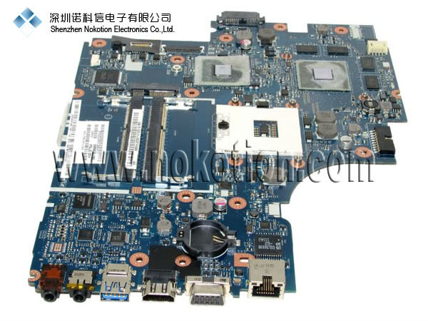 все цены на NOKOTION la-7221p MBRHJ02001 motherboard for Acer AS 5830 laptop main board intel ddr3 NVDIA graphics онлайн