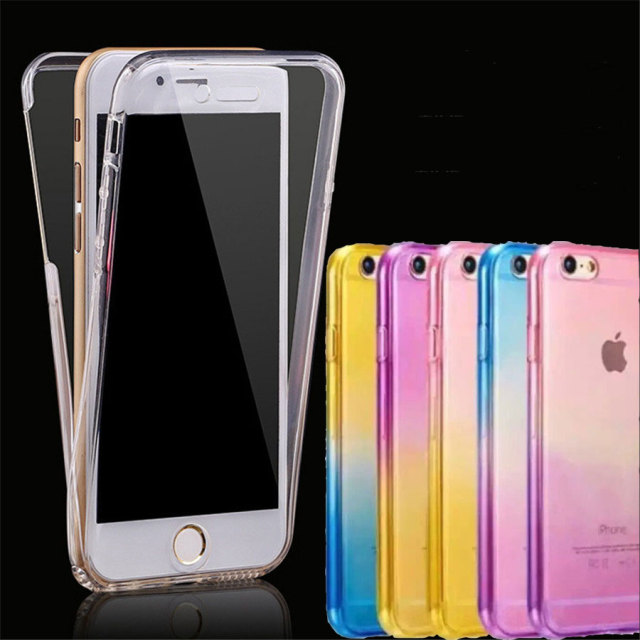 coque 360 iphone 6 plus silicone