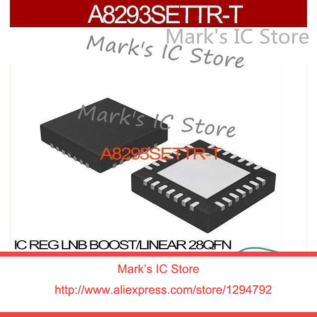 US $6 63  A8293SETTR T IC REG LNB BOOST/ 28QFN A8293SETTR T 8293 A8293SETTR  A8293 A8293S A8293SE-in Integrated Circuits from Electronic Components &