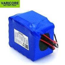 VariCore 12V 20Ah high power 100A entladung akku BMS schutz 4 linie ausgang 500W 800W 20000mAh 18650 batterie