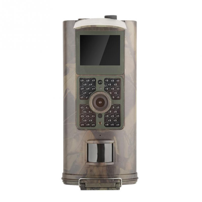 Waterproof Hunting Trail Camera Photo Trap Wild Animal Hunter Cameras HC700A 0.5 Second Black Invisible 940nm Tracking