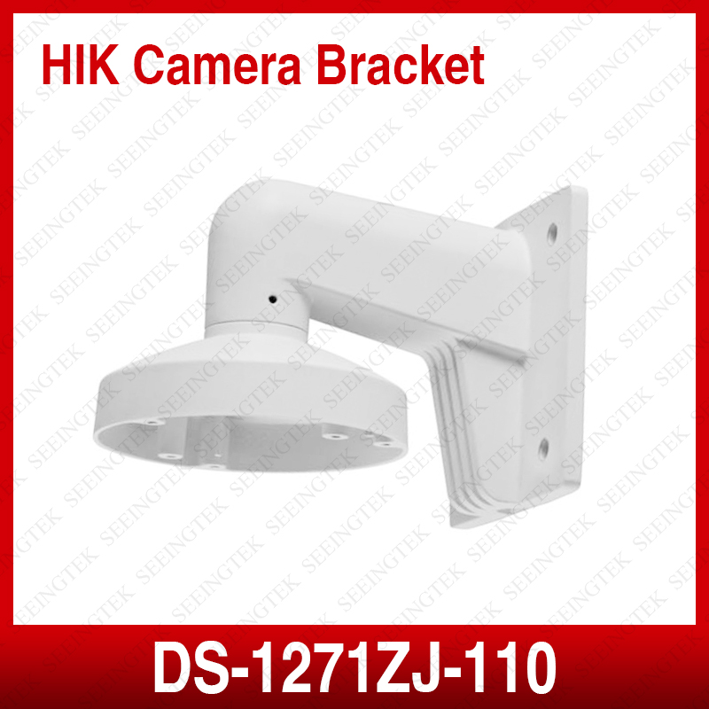 цены  HIK Bracket DS-1272ZJ-110 Wall Mount Aluminum Alloy For IP Camera DS-2CD2112-I, DS-2CD2132-I,DS-2CD3132-I,DS-2132F-I(W)(S)