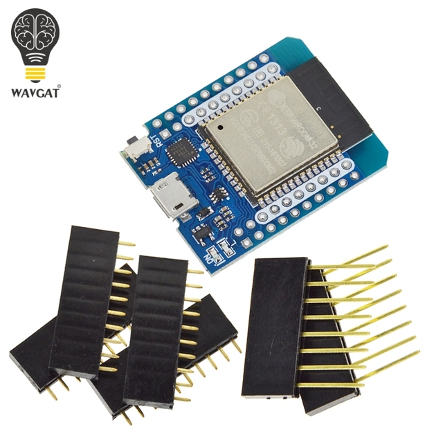 MH-ET LIVE D1 mini ESP32 ESP-32 WiFi+Bluetooth Internet of Things development board based ESP8266 Fully functional