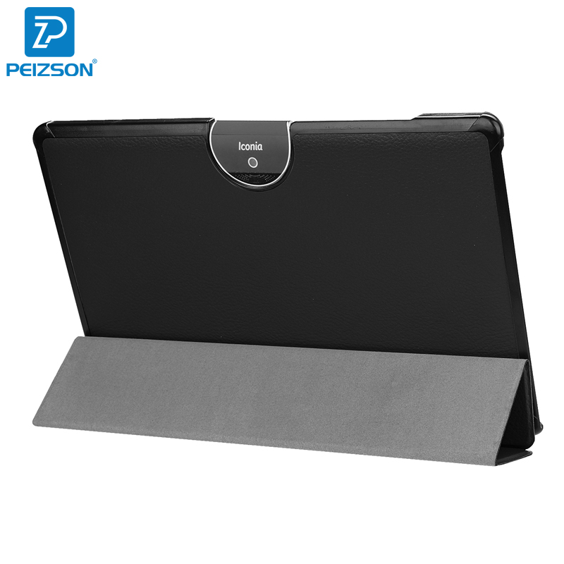 For 10.1inch Acer Iconia One 10 A3-A50 Case Cover,Flip PU Leather Tab Tablet Case for Acer Iconia One 10 A3 A50 10.1Cover