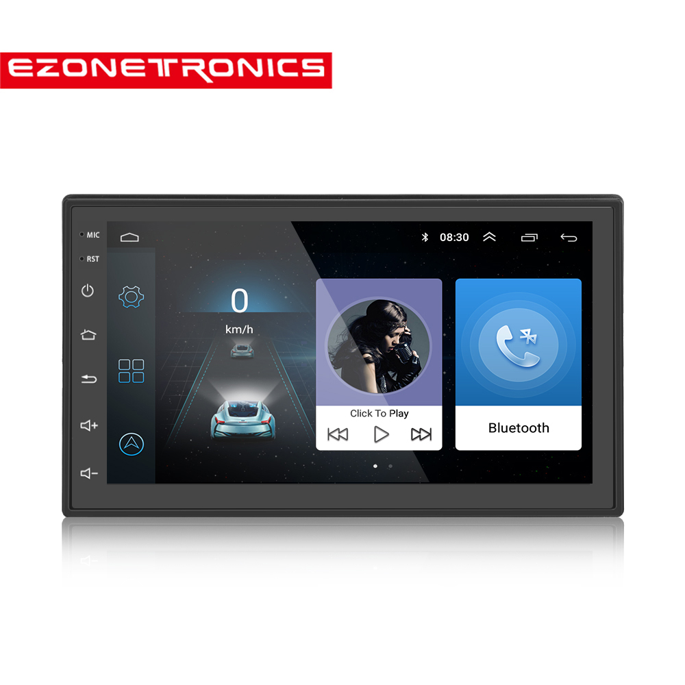 Auto Radio 2 Din Android 6.0 GPS Navigation Car Radio Car Stereo 7