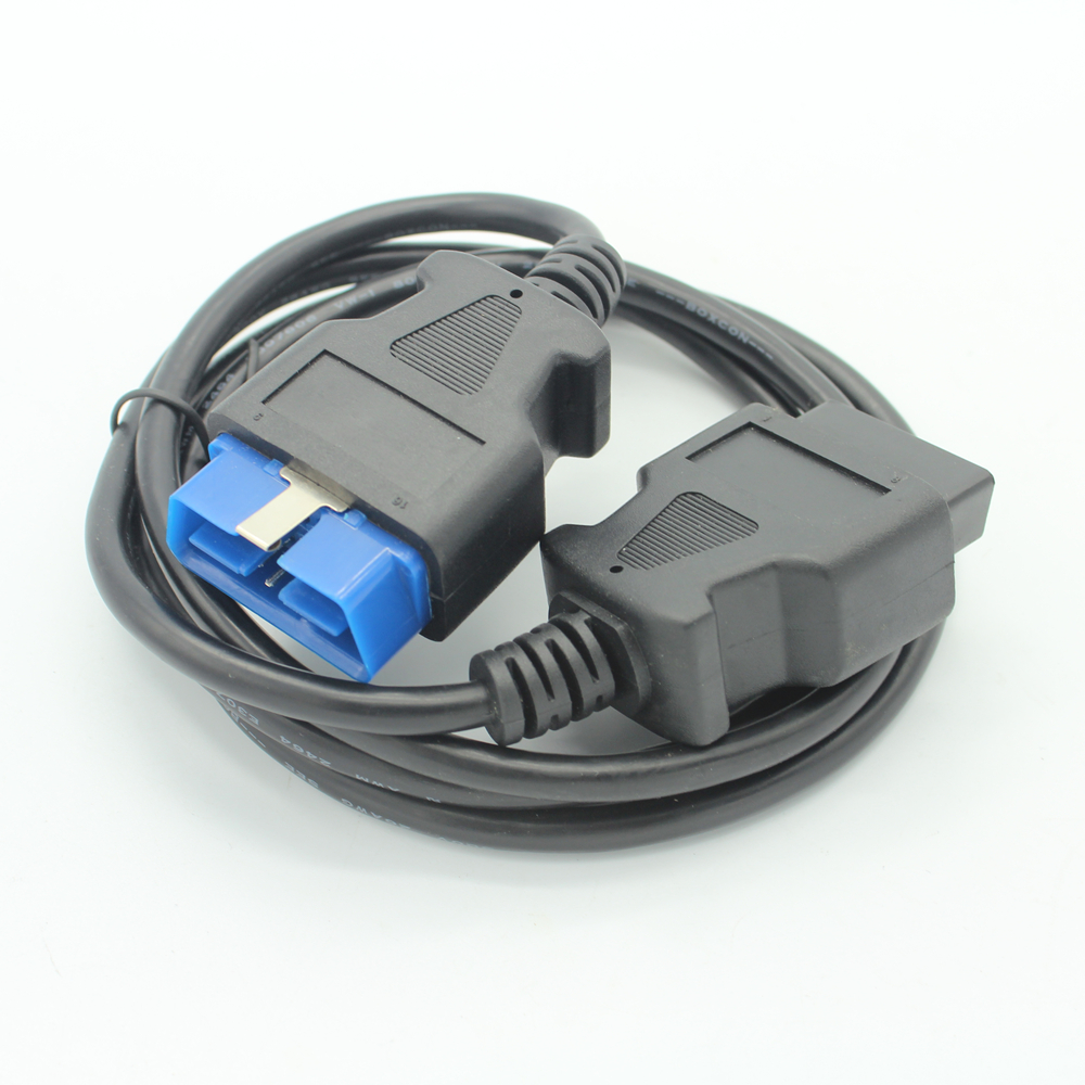 OBD2 ICOM A2 16pin Extension Cable Auto Diagnostic Cable Connector Adapter Work For BMW ICOM A2 Motorcycles Motorbikes